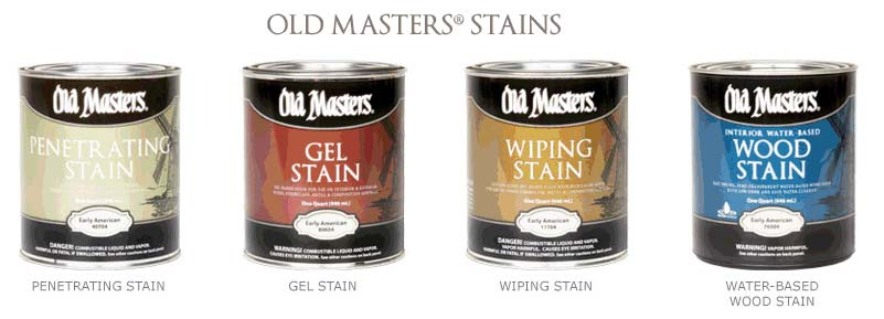 Old Master Stain